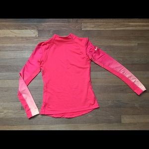 Nike Hyperwarm fleece top